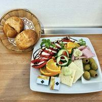 Italianisches Frühstück